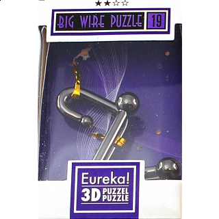 Puzzle Solution for Big Wire Puzzle #19