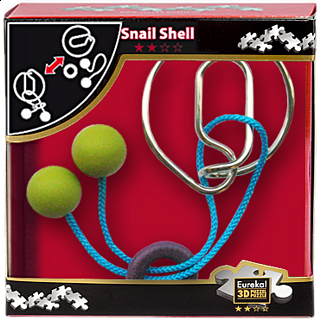 Puzzle Solution for Snail Shell