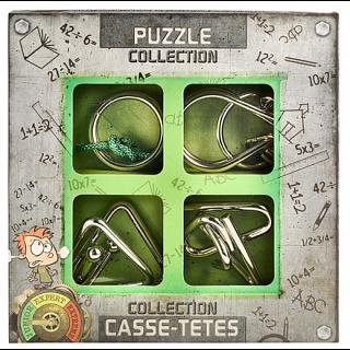 Puzzle Solution for Junior Metal Puzzles