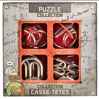 Puzzle Solution for Expert Metal Puzzles