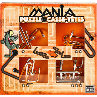 Puzzle Solution for Puzzle Mania - Wolf
