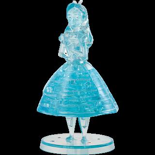 3D Crystal Puzzle - Alice