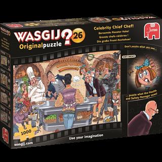 Wasgij Original #26: Celebrity Chief Chef!