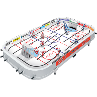 All-Star Tabletop Hockey Game