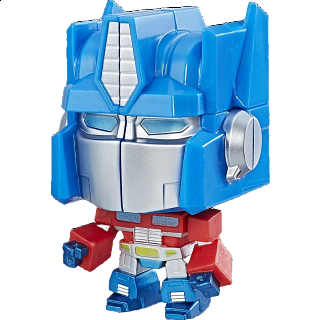 Rubik's Crew Transformers - Optimus Prime