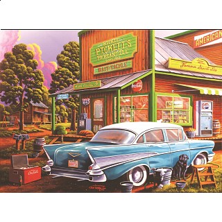 Aunt Sheila's Cafe