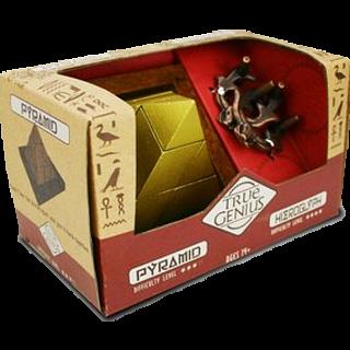 Pyramid & Hieroglyph