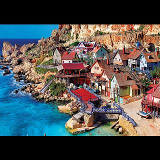 Colorluxe: Popeye Village Malta