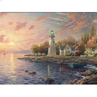 Thomas Kinkade: Serenity Cove