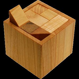 Half Cut (with box)