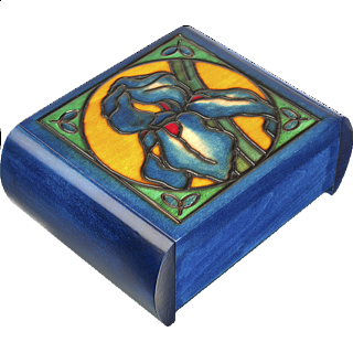 Iris - Secret Box