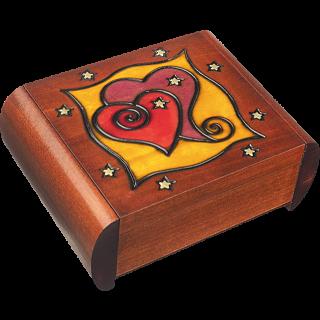 Secret Heart - Secret Box