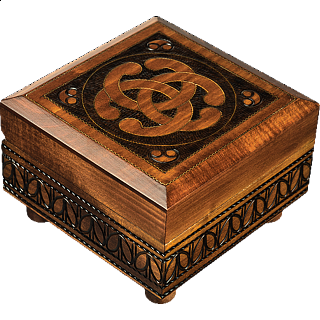 Celtic Knot - Secret Box