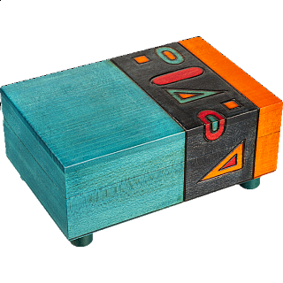 Geometrical - Secret Box
