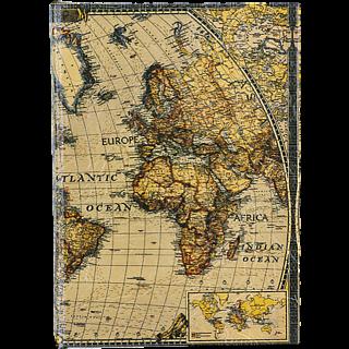Map Book - Safe Box