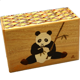 5 Sun 27 Step Panda