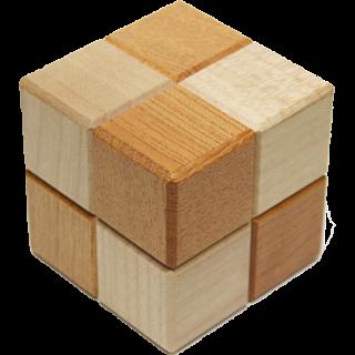 Karakuri Cube Box #1