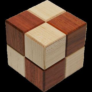 Karakuri Cube Box #4