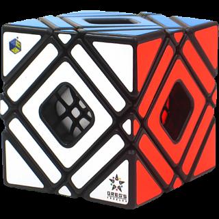 Greg Multi-Skewb Cube - Black Body