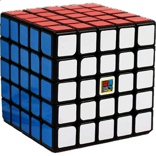 MoFangJiaoShi MF5S 5x5x5 - Black Body