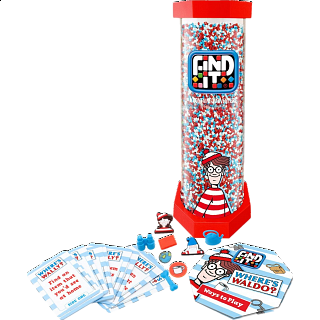 Find It - Where's Waldo?