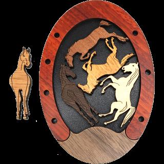 Pferde Hufeisen