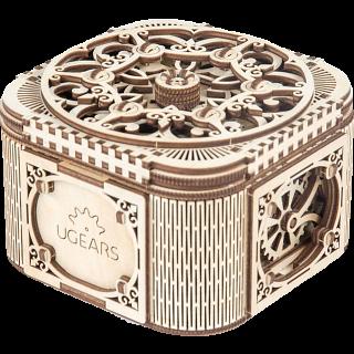 Mechanical Model - Treasure Box
