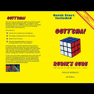 Gott'cha! Rubik's Cube - book (4th Edition)