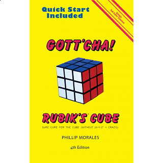 Gott'cha! Rubik's Cube - book (4th Edition)