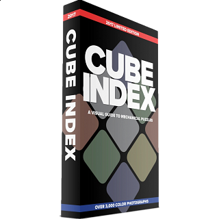 Cube Index - Limited Edition Book