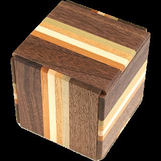 Karakuri New Secret Box IV