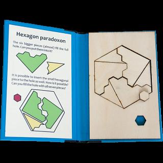 Puzzle Booklet - Hexagon Paradoxon