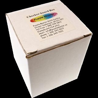 Checker-board Box