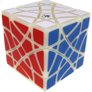 16-Axis Shuang Fei Yan Cube - Original Plastic Body