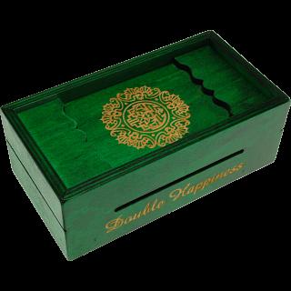Secret Opening Box - Double Happiness Bank