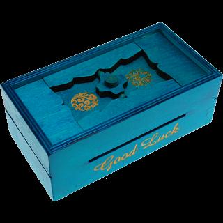 Secret Opening Box - Good Luck Bank