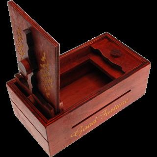 Secret Opening Box - Good Fortune Bank