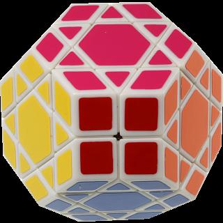 Gem Cube IV - White Body