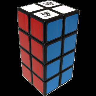 1688Cube 2x2x4 II Cuboid (center-shifted) - Black Body