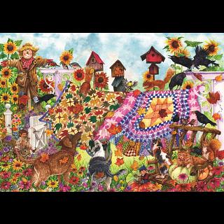 Autumn Garden Quilt