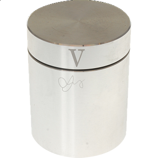 Aluminum Cylinder - AKA First Cylinder