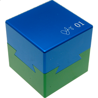 Dovetail Cube #01