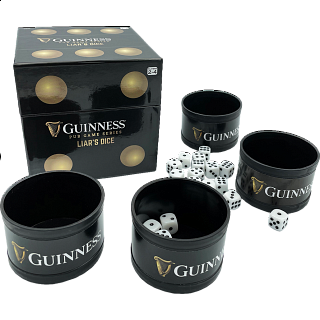 Roll 'Em Dice Cups (Liar's Dice)