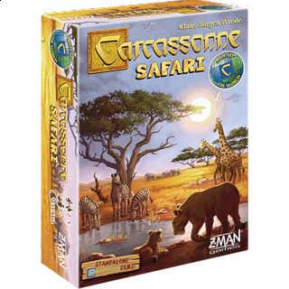 Carcassonne Safari