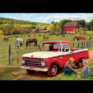 American Classics: Grandpa's Old Truck