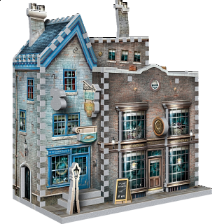 Harry Potter: Ollivander's Wand Shop - Wrebbit 3D Jigsaw Puzzle