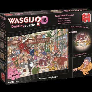 Wasgij Destiny #18: Fast Food Frenzy
