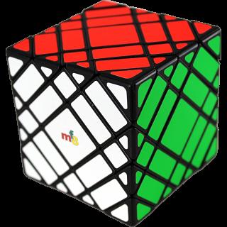 Elite Skewb Cube - Black Body