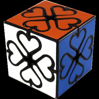 Pitcher Valentine Gear Cube - Black Body