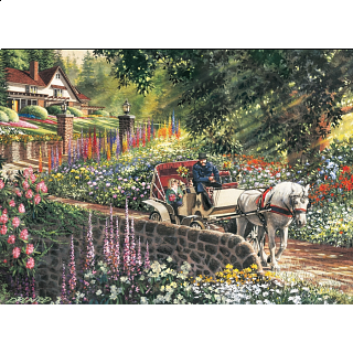 Carriage Ride - Large Piece